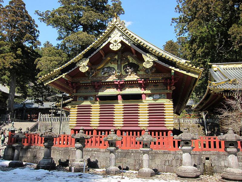 日光の社寺の画像24