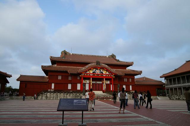 琉球王国のグスク及び関連遺産群の画像1