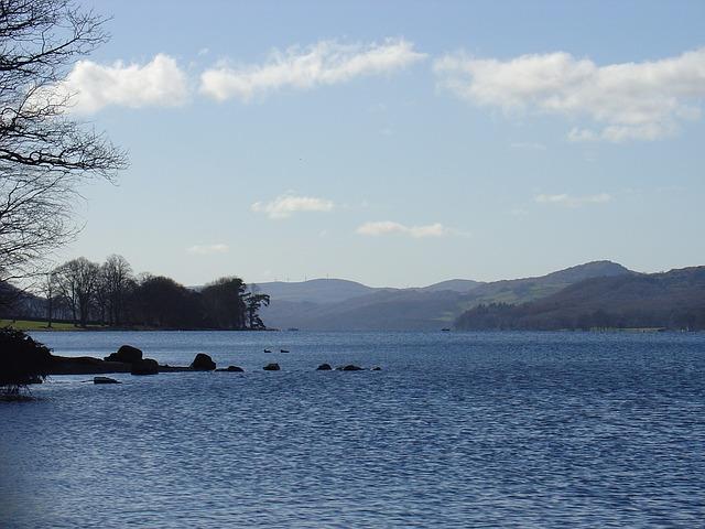 イングランドの湖水地方の画像17
