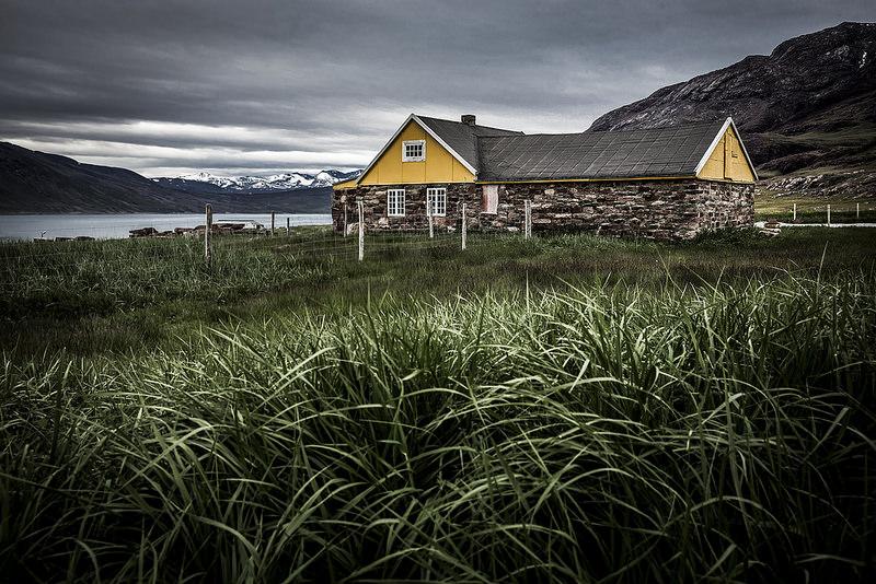 クジャタア・グリーンランド:氷帽周縁部におけるノース人とイヌイットの農業地域の画像11