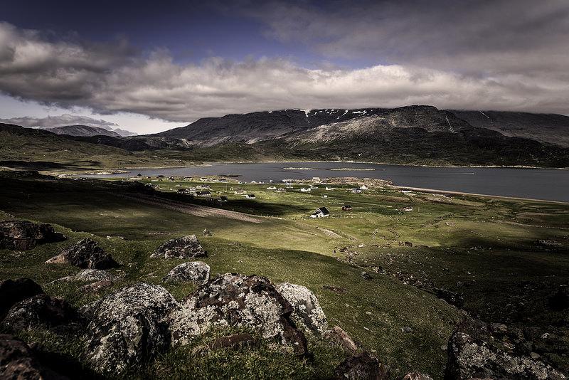 クジャタア・グリーンランド:氷帽周縁部におけるノース人とイヌイットの農業地域の画像12