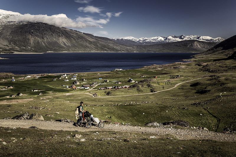 クジャタア・グリーンランド:氷帽周縁部におけるノース人とイヌイットの農業地域の画像13