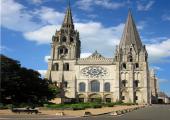 シャルトルの大聖堂