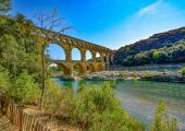 ポン・デュ・ガール(ローマの水道橋)