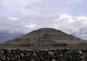 テオティワカンの古代都市